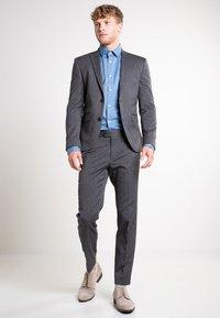 Next - TEXTURED - Blazer jacket - grey - 1