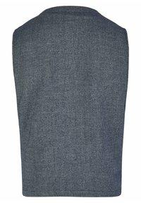 Calamar - Suit waistcoat - blue denim - 1