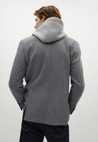 Mango - Blazer jacket - šedá - 2