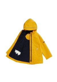 Töastie - COASTAL WOODLAND - Waterproof jacket - yellow - 2