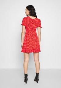 Molly Bracken - LADIES DRESS - Denní šaty - sweet red - 2