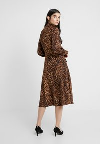 Lauren Ralph Lauren - POLY DRESS - Day dress - black/multi-coloured - 2