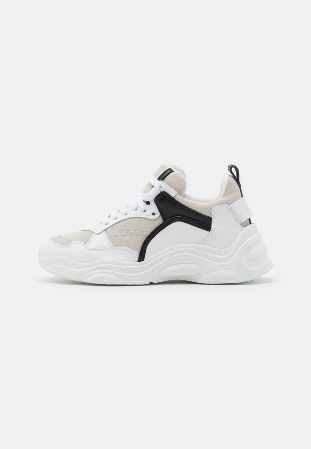 CURVERUNNER - Sneakers laag - beige