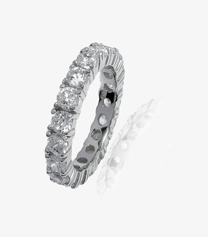 Ring - n/a (silber)