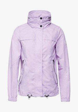 Outdoor jacket - lila