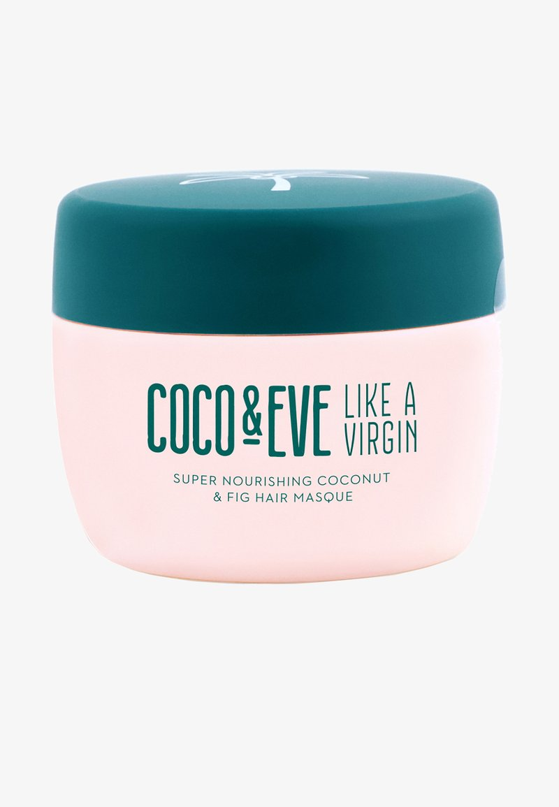 Coco & Eve - LIKE A VIRGIN SUPER NOURISHING COCONUT & FIG HAIR MASQUE - Hair treatment - -