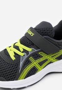 ASICS - JOLT 2 - Neutral running shoes - graphite grey/lime zest - 5