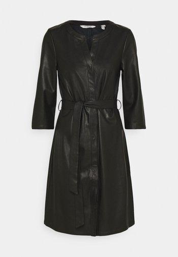 DAKE DRESS - Day dress - black