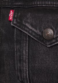 Levi's® - VTG FIT TRUCKER UNISEX - Džínová bunda - midnight