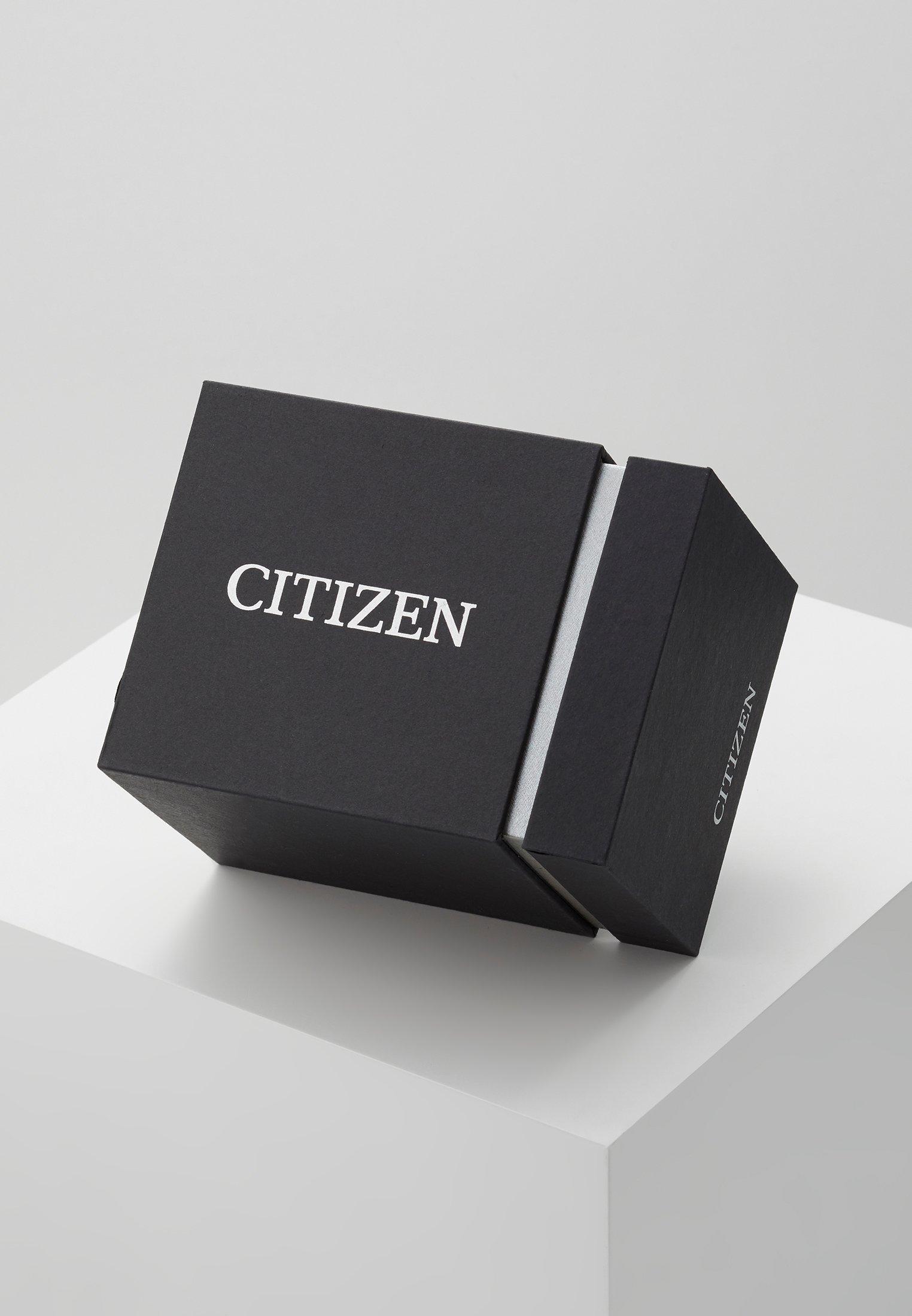 Citizen Klokke - brown/brun clrMjoTMfZ7RkZE