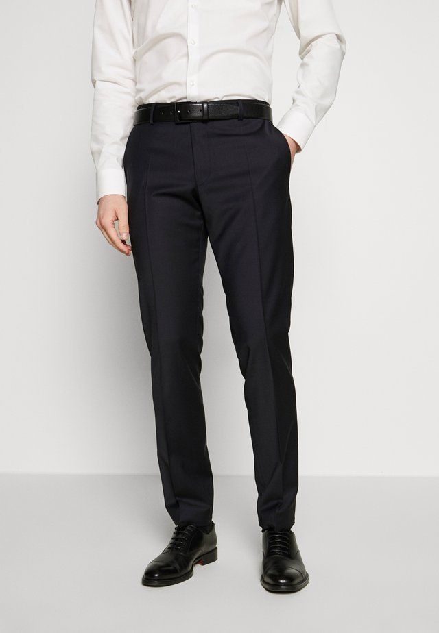 BLAYR - Suit trousers - black