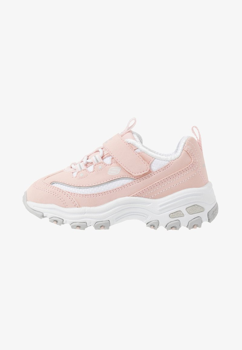 Skechers - D'LITES - Baskets basses - light pink/white