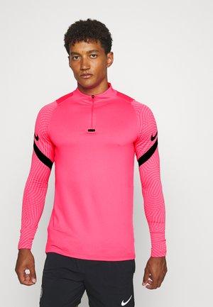 DRY STRIKE DRILL - Sports shirt - hyper pink/pink glow/black