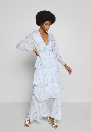 LO DRESS - Freizeitkleid - mid summer blue