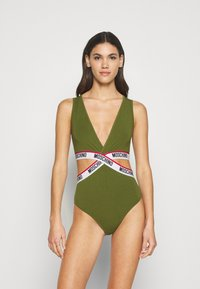 Moschino Underwear - Body - military green - 0