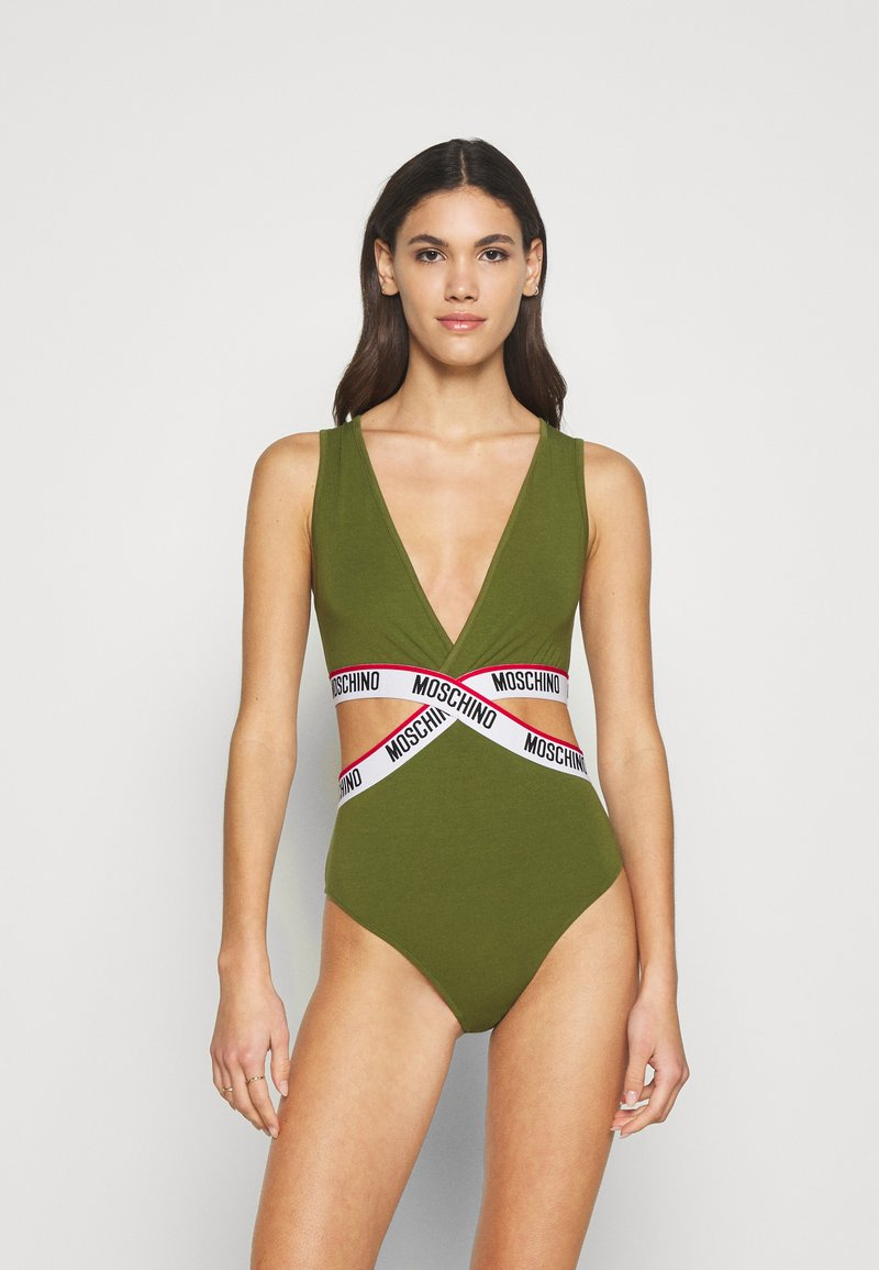 Moschino Underwear - Body - military green