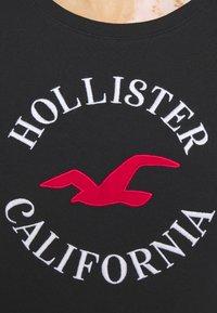 Hollister Co. - Topper langermet - black - 5