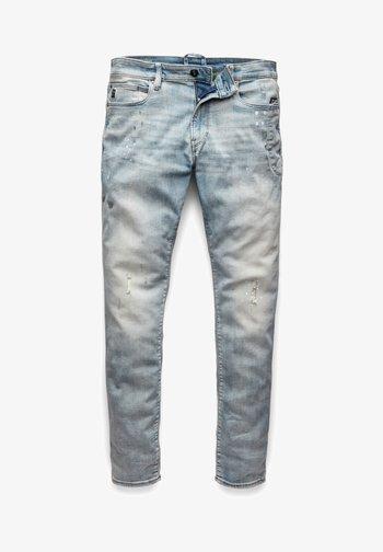 LANCET VINTAGE NASSAU - Jeans Skinny Fit - light blue