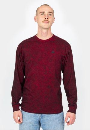 Sweatshirt - cardinal red