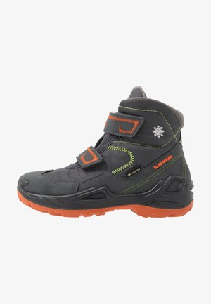 MILO GTX MID - Winter boots - anthracite/flame