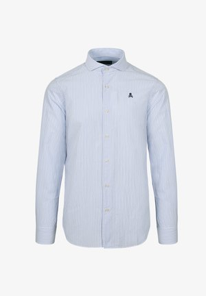 Camisa - light blue stripes