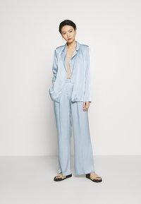 Bruuns Bazaar - SOFIA LIERA - Blazer - blue mist - 1