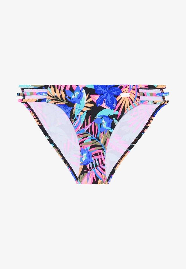 PANTS STRAPS - Bikiniunderdel - black