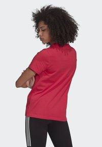 adidas Originals - TREFOIL T-SHIRT - Print T-shirt - pink - 1