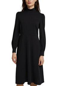 Esprit Collection - FASHION - Day dress - black - 0