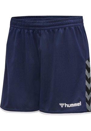 HMLAUTHENTIC  - Sports shorts - marine