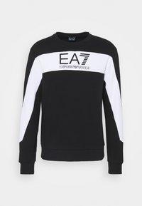 EA7 Emporio Armani - Collegepaita - black/white - 5