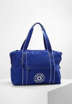 ART M - Shopper - laser blue