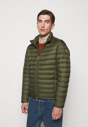 GIGAY - Winter jacket - dusty olive