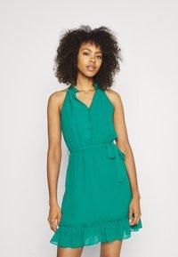 Trendyol - Vestido de cóctel - green - 0