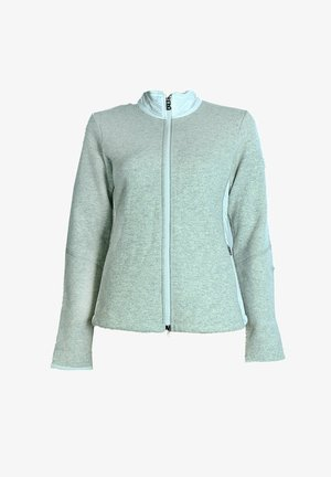 GRACE - Fleece jacket - grey