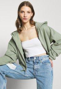 Even&Odd - Jeans straight leg - light blue denim - 3