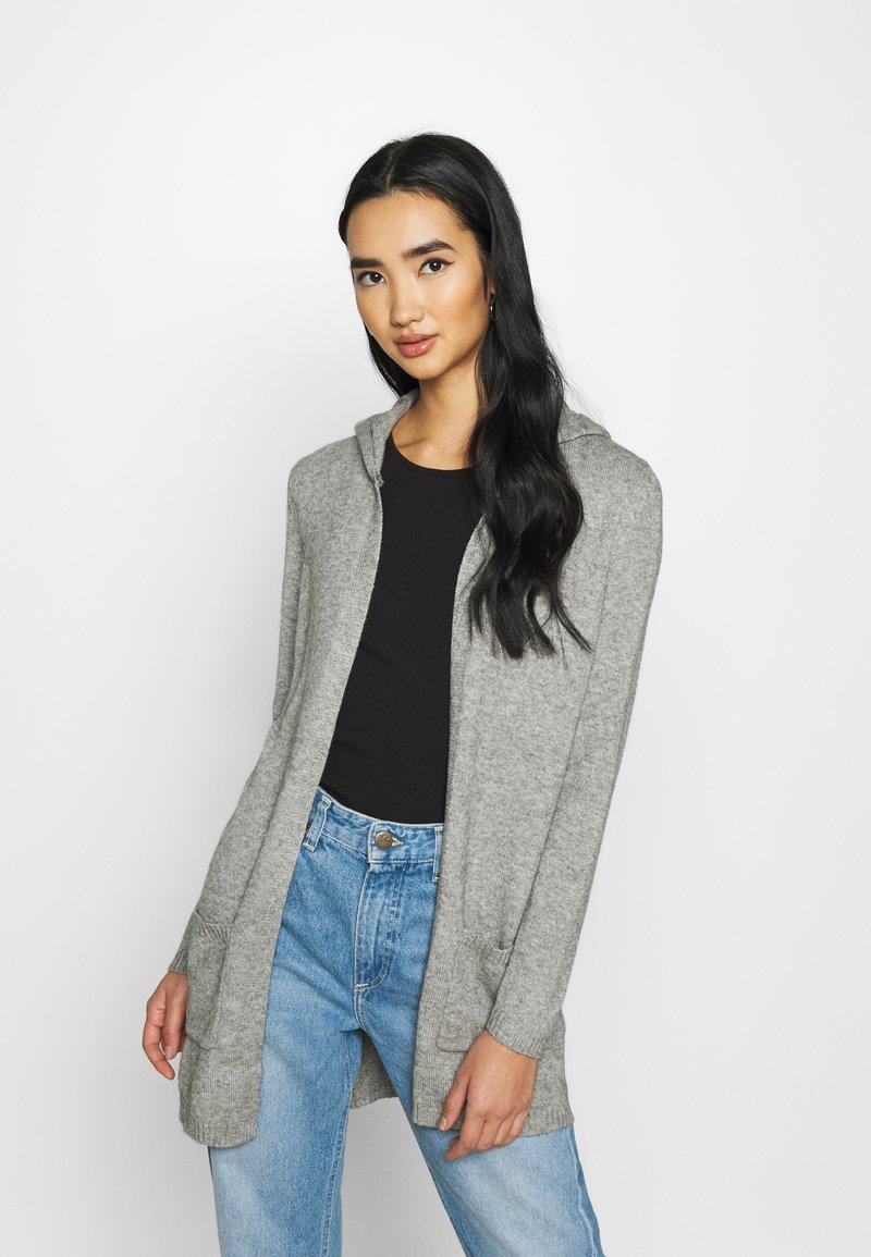 ONLY - Cardigan - medium grey melange