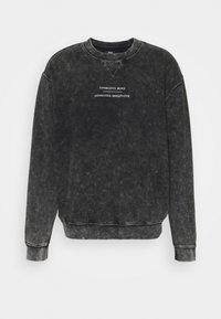 Zign - UNISEX - Sweatshirt - black - 0