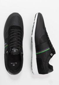 PS Paul Smith - HUEY - Sneaker low - black - 1