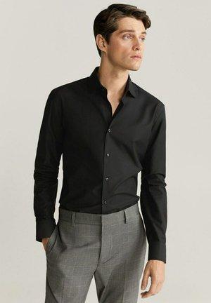 EMERITOL - Camicia elegante - black