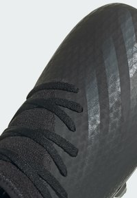 adidas Performance - X GHOSTED.3 SOFT GROUND - Fotbollsskor fasta dobbar - black - 7