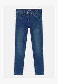 s.Oliver - Slim fit jeans - dark blue - 0