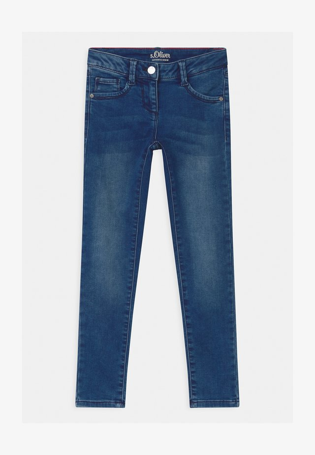 Slim fit jeans - dark blue