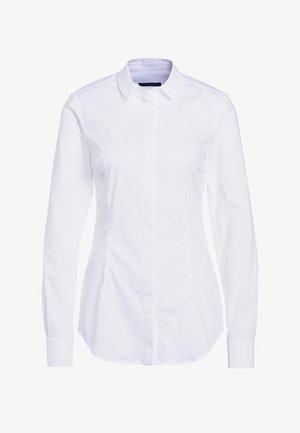 LIVY - Button-down blouse - white