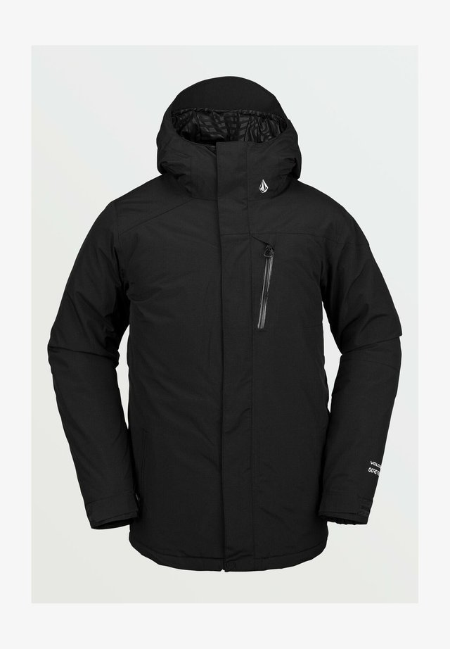 L INS GORE-TEX JACKET - Giacca invernale - black