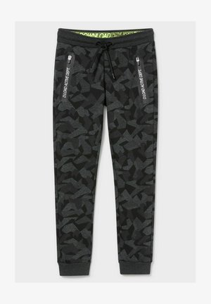 Tracksuit bottoms - dark gray