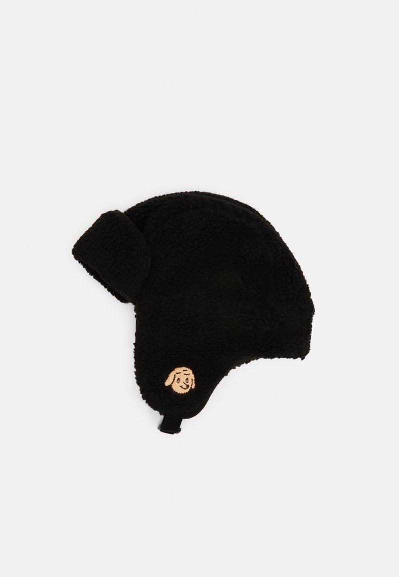 TINYCOTTONS - TINY DOG CHAPKA UNISEX - Klobouk - black