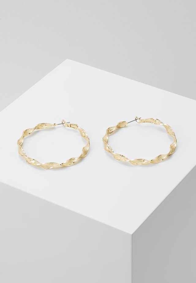 CREOLEN - Earrings - gold-coloured