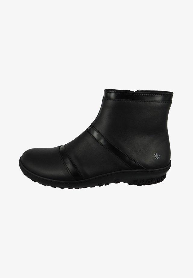 ANTIBES ELEGANT - Ankle boots - black-black