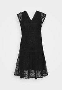 Pinko - SHANNON DRESS - Cocktail dress / Party dress - black - 5